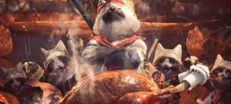 Фанатка приготовила аппетитные блюда из Monster Hunter: World