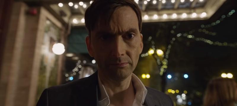 Злой Дэвид Теннант в трейлере Bad Samaritan