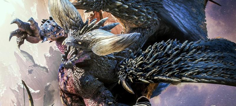 Capcom объяснила отсутствие Monster Hunter: World на Switch