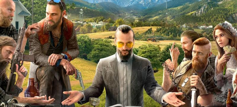 Новый трейлер Far Cry 5 знакомит с антагонистом