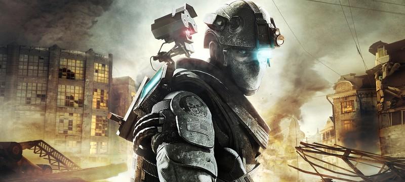 Концепт нового российского военного слизали с Ghost Recon: Future Soldier