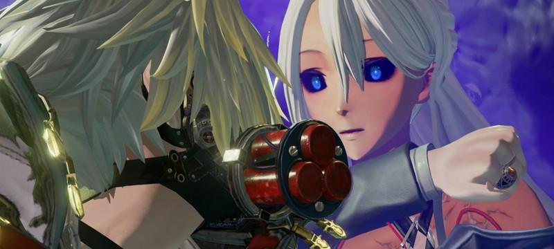 Новые персонажи на свежих скриншотах Code Vein
