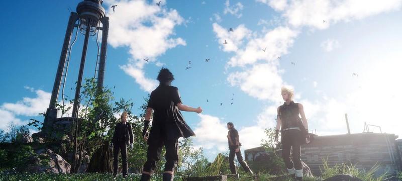 Трейлер нового апдейта для кооперативного режима Final Fantasy XV