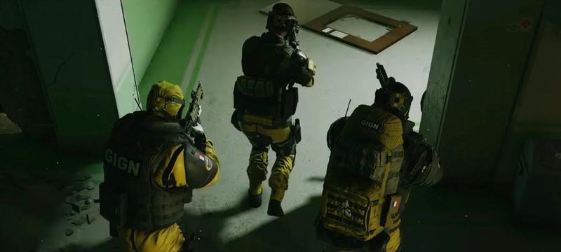 Геймплейный трейлер события Outbreak в Rainbow Six Siege