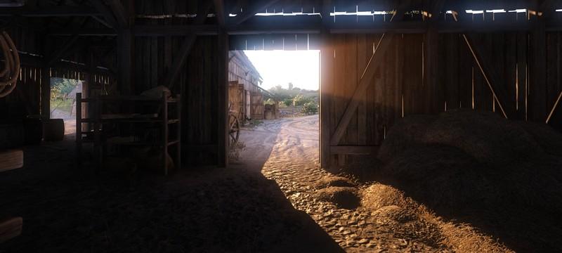 Kingdom Come: Deliverance обошла The Witcher 3 по пиковой активности игроков в Steam