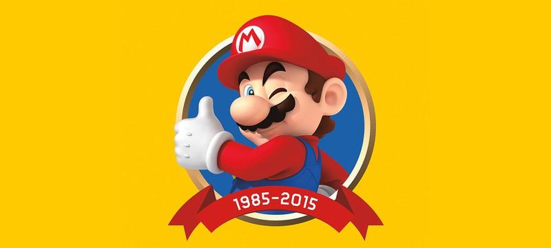 Mario получит официальную энциклопедию