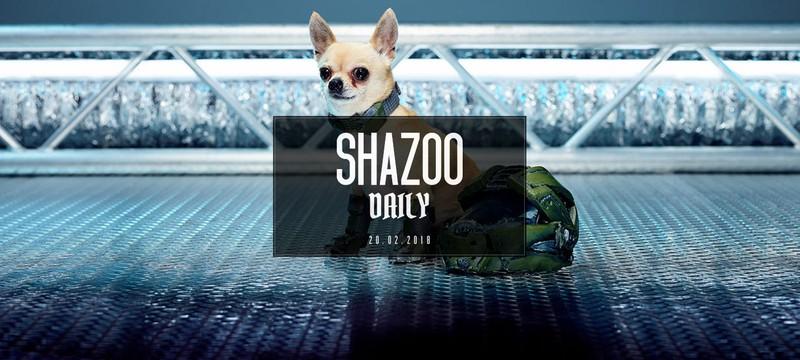 Shazoo Daily: без прелюдий