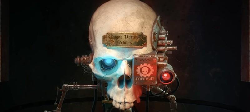 Анонс новой пошаговой стратегии Warhammer 40,000: Mechanicus