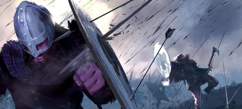Король Ирландии в новом трейлере Total War Saga: Thrones of Britannia