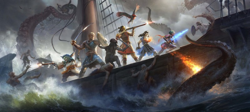 Новый дневник разработчиков Pillars of Eternity 2: Deadfire посвящен кораблю и команде