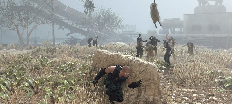 Оценки Metal Gear Survive