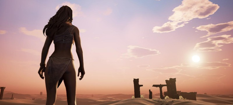 Демонстрация обновленной боевой системы Conan Exiles