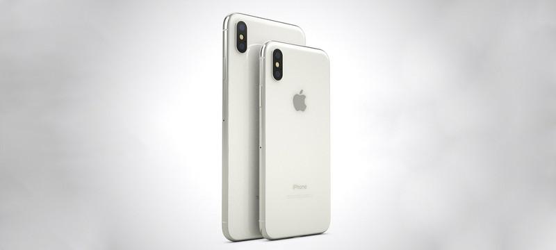 Слух: Фотография гигантского дисплея iPhone X Plus на 6.5 дюймов