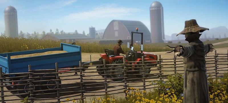 В Pure Farming 2018 будет поддержка модификаций