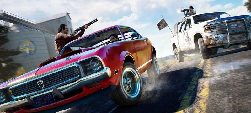 Новый трейлер Far Cry 5 посвящен транспорту