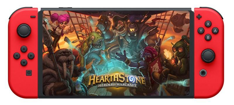 Blizzard не планирует выпускать Hearthstone на консолях в этом году