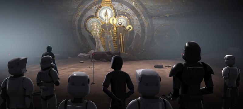 """""""Звездные войны: Повстанцы"""" открыл новые возможности для франшизы"""