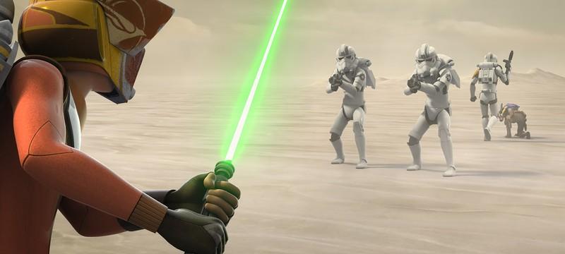 Новый анимационный сериал Star Wars анонсируют скоро