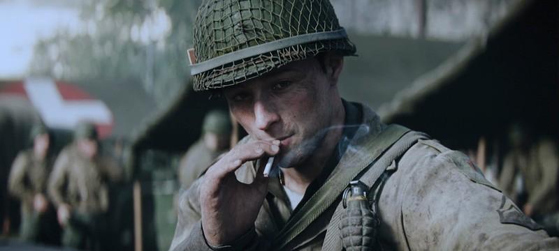 Обещанной кастомизации оружия Call of Duty: WWII так и нет