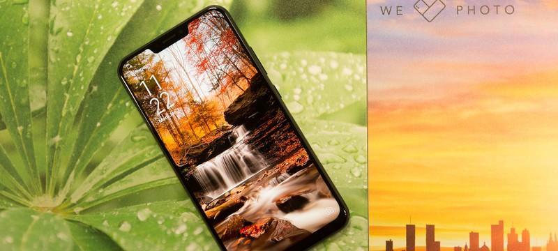 ASUS показала собственный клон iPhone X, дешевле в два раза