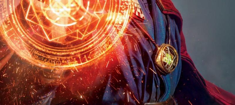 """Доктор Стрэндж знает про силу Камней в начале """"Войны бесконечности"""""""