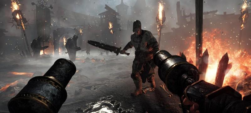 Динамичный геймплейный трейлер Warhammer: Vermintide 2