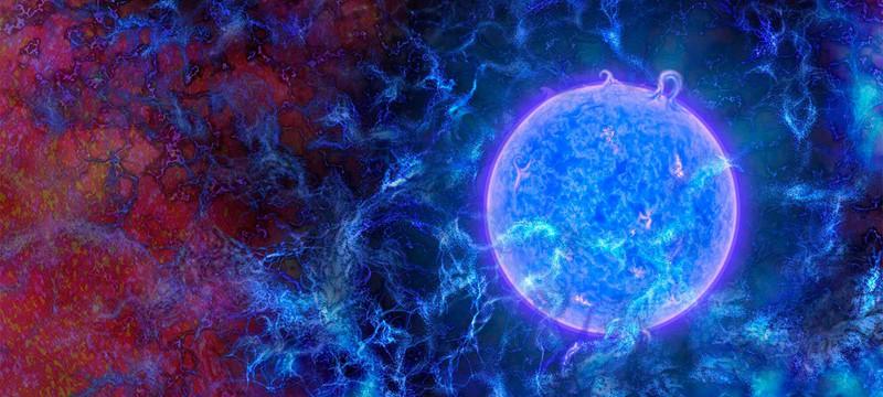 Ученые узнали, когда появились первые звезды