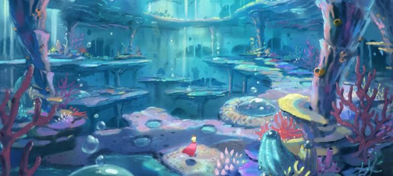 Необычайный мир Ni no Kuni II: Revenant Kingdom на новых скриншотах