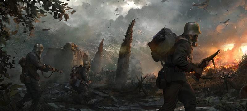Eurogamer подтвердил сеттинг второй мировой в Battlefield 5