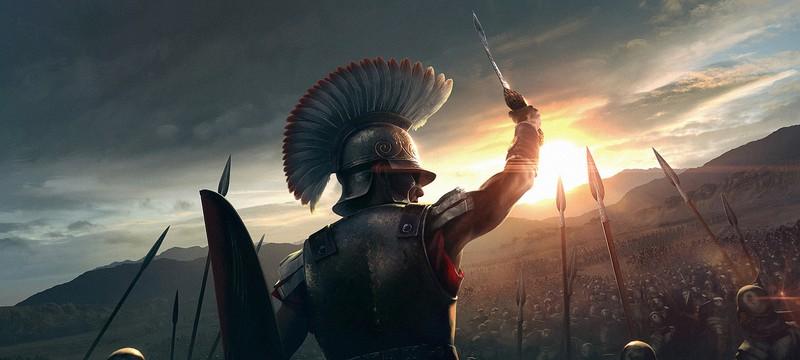 Играем в Total War: Arena на Shazoolive