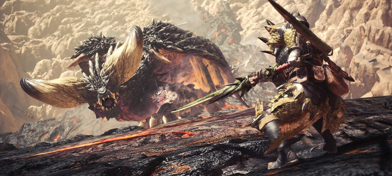Monster Hunter World стала самой продаваемой игрой в истории Capcom