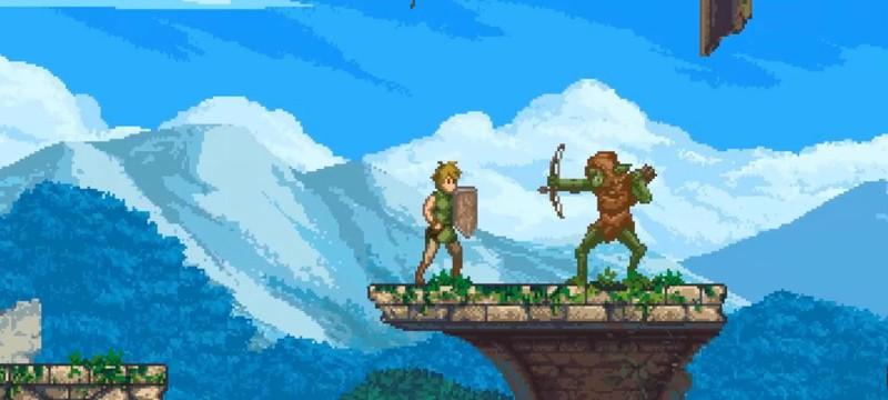 Геймплейный трейлер двухмерной экшен-RPG Faeland