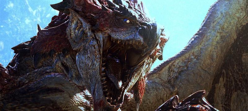 Разработчики Switch-версии Skyrim хотят портировать Monster Hunter World