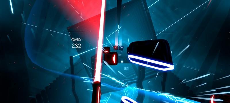 Beat Saber выглядит как лучшая ритм-игра для VR в новом трейлере