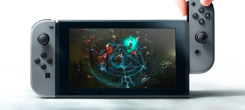 Eurogamer: Diablo 3 все же выйдет на Nintendo Switch