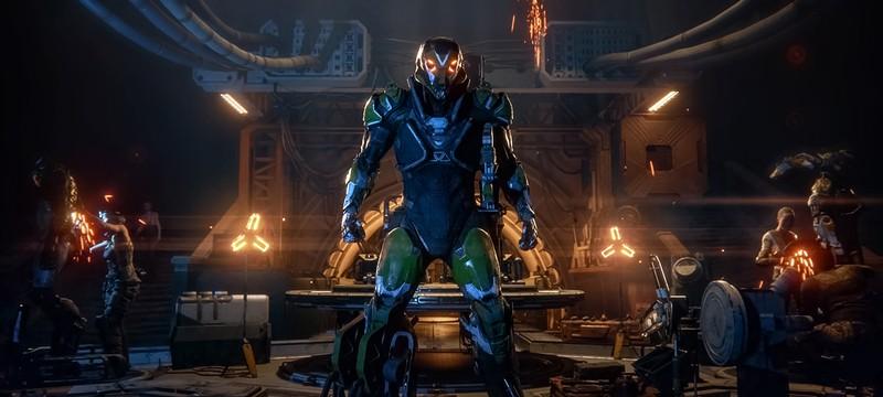 BioWare о прогрессе оружия в Anthem
