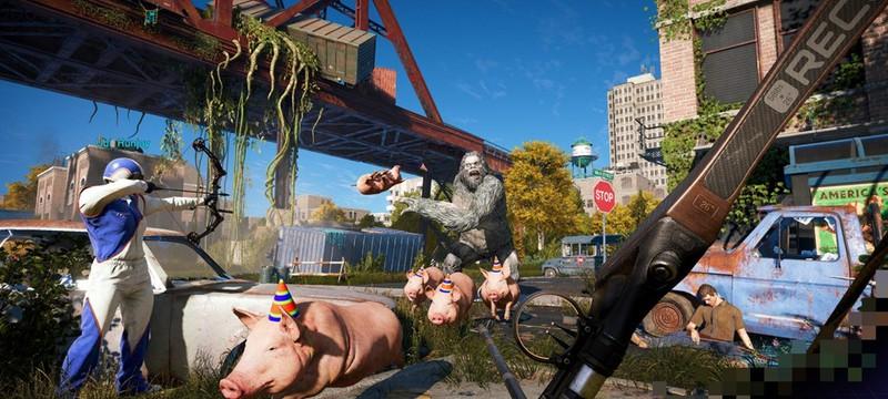 Редактор карт Far Cry 5 включает ассеты из других игр студии