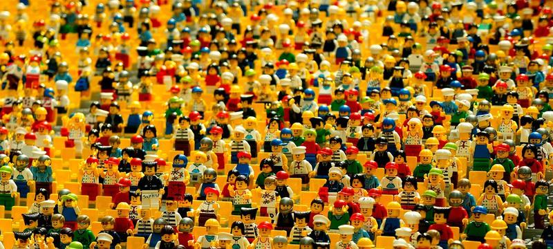 Lego выпустила слишком много Lego