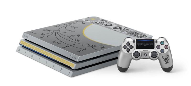 God of War: лимитированное издание PS4 Pro