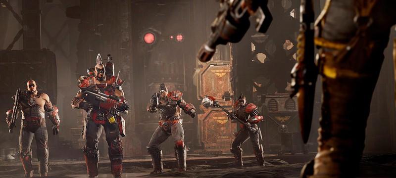 Тизер пошаговой RPG Necromunda: Underhive Wars во вселенной Warhammer 40K