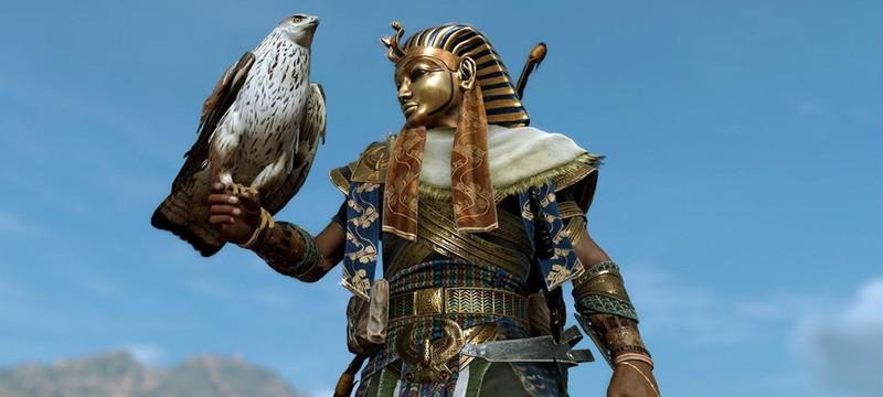 Набор неупокоенного фараона доступен в Assassin's Creed Origins