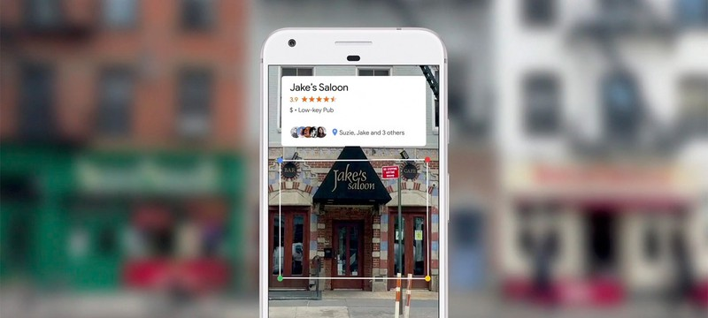 Google Lens выходит на Android и iPhone