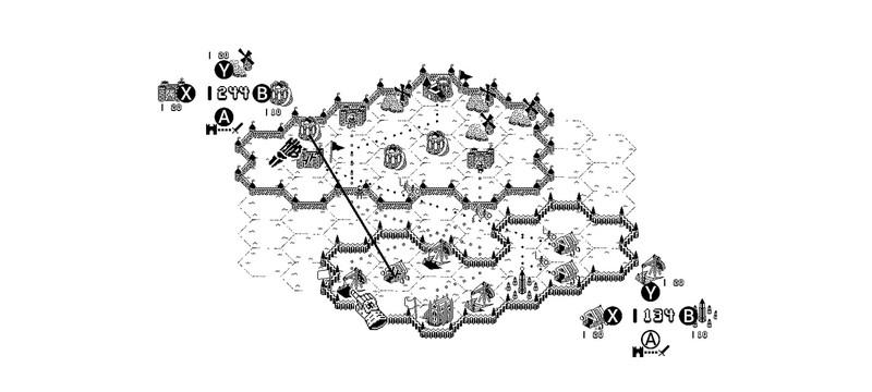 Бесплатная однобитная игра Death Crown для двоих