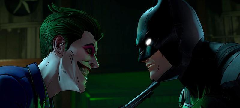 Финальный эпизод Batman: The Enemy Within выйдет в конце марта