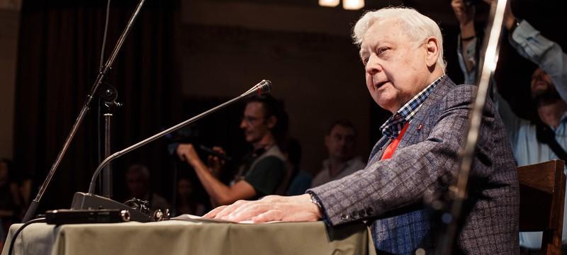 Скончался Олег Табаков