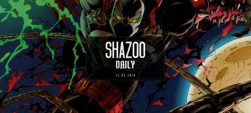 Shazoo Daily: сильный, смелый, ловкий и умелый