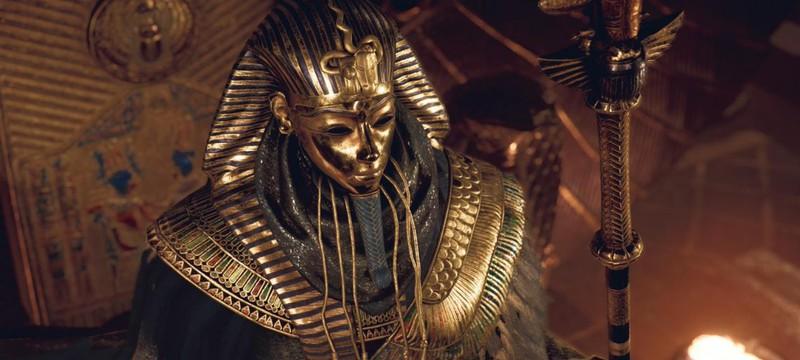 Первые 15 минут и скриншоты дополнения Assassin's Creed Origins — The Curse of the Pharaohs