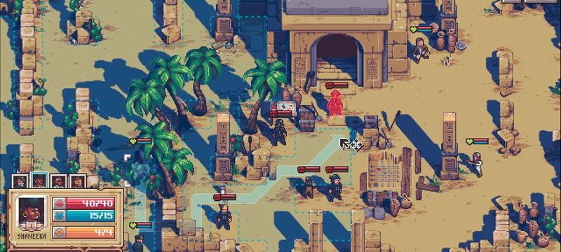 Chucklefish издаст Pathway — пиксельную смесь FTL и XCOM с оккультными Наци