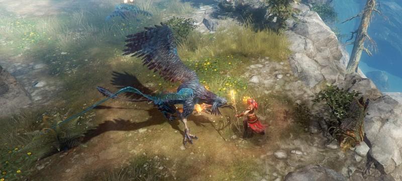 Динамичный трейлер изометрической RPG Shadows: Awakening