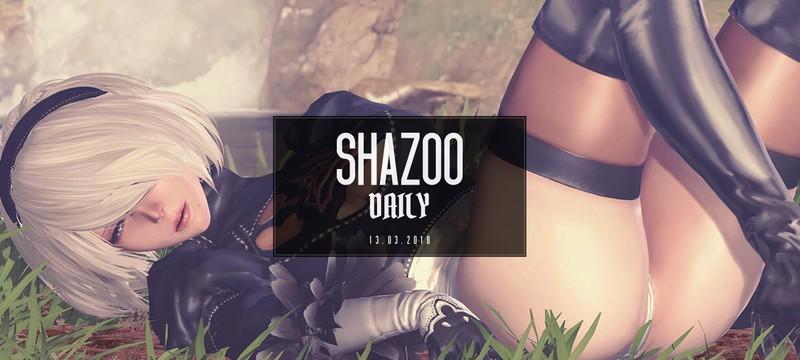 Shazoo Daily: Fortnite в кармане